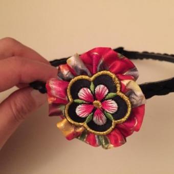 전통 배씨 머리띠 핸드메이드로 만들었어요 - 사고·팔고 - 조지아주닷컴 : Thumbnail - 340x340 커버이미지